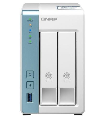 Сетевой накопитель QNAP TS-231P3-2G
