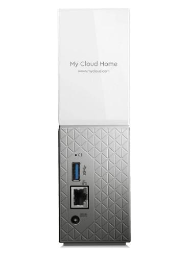 Сетевой накопитель WD My Cloud Home 8TB (WDBVXC0080HWT-EESN)
