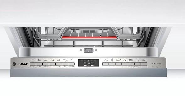 Встраиваемая посудомоечная машина Bosch SPV 6HMX1MR