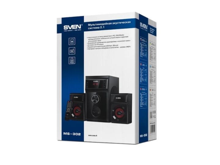 Компьютерная акустика SVEN MS-302