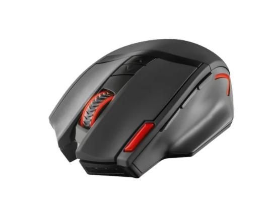 Беспроводная мышь Trust GXT 130 Wireless Gaming Mouse Black USB
