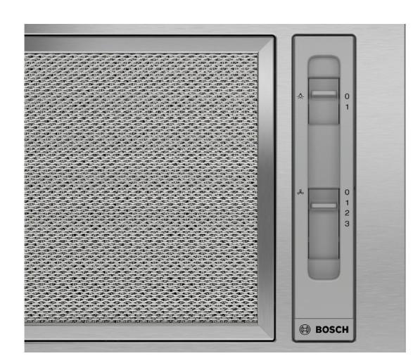 Встраиваемая вытяжка Bosch DLN 53AA50