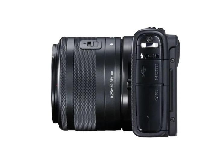 Фотоаппарат Canon EOS M100 Kit 15-45 mm