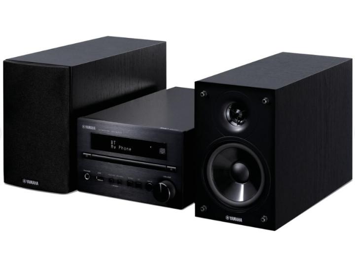 Музыкальный центр Yamaha PianoCraft MCR-B270D (black)