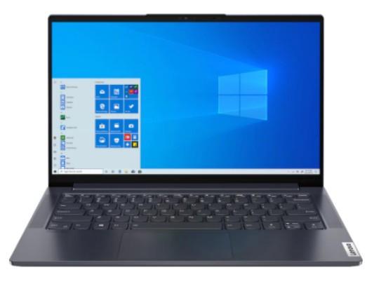"Ноутбук Lenovo 14"" FHD (Yoga Slim 7 14ARE05) - R7-4800U / 16G / 1TB / Win 10"
