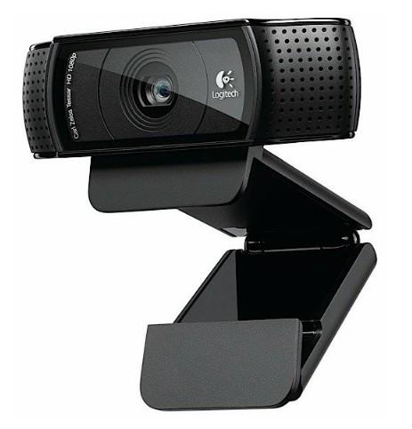 Вебкамера Logitech HD Webcam C920