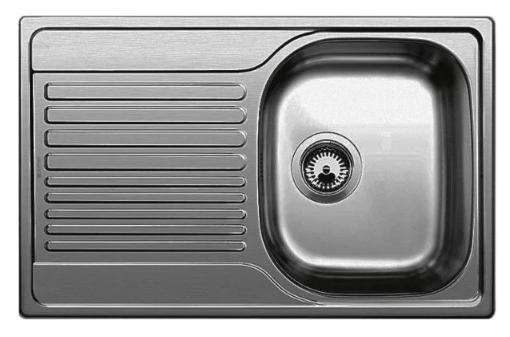 Мойка Blanco Tipo 45S Compact нержавеющая сталь матовая