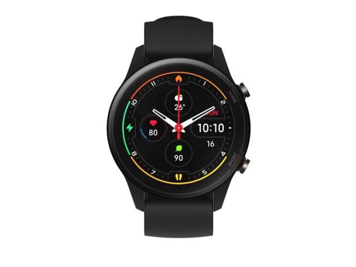 Смарт-часы Xiaomi Mi Watch (Black)