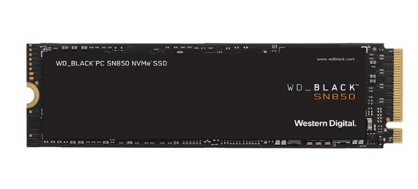 Твердотельный накопитель Western Digital WD Black NVMe 500 GB WDS500G1X0E-00AFY0
