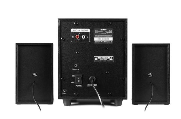 Компьютерная акустика SVEN MS-107