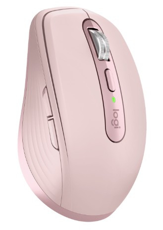 Беспроводная мышь Logitech MX Anywhere 3 Rose pink (910-005990)