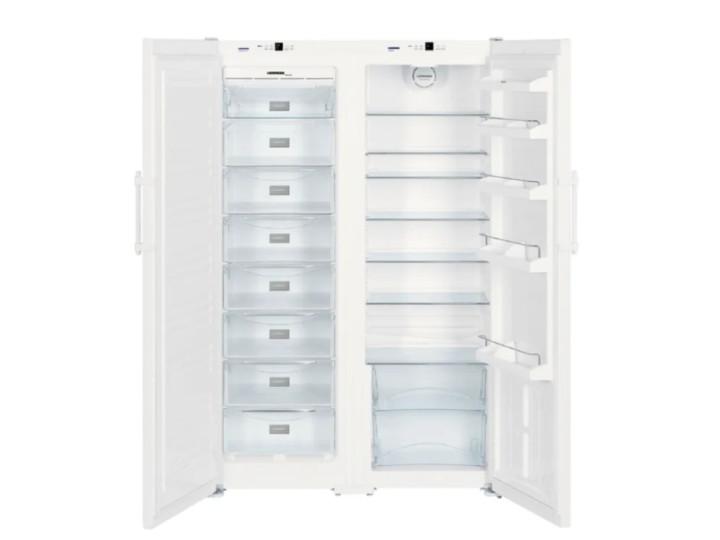Холодильник Liebherr SBS 7212 (SK4240+SGN3063)
