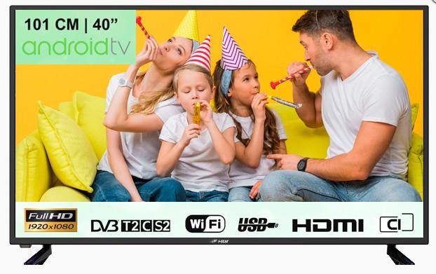 Телевизор I-STAR L40A550AN
