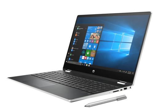 Ультрабук HP Pav x360 Convert 15-dq1001nj