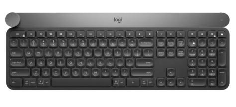 Беспроводная клавиатура Logitech CRAFT (920-008505)