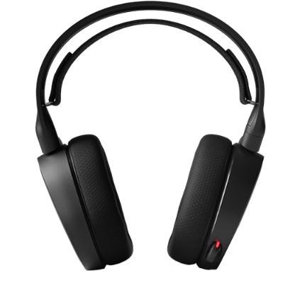 Наушники с микрофоном SteelSeries Arctis 5 (2019 Edition) Black