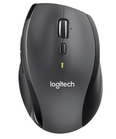 Беспроводная мышь Logitech M705 black (910-001949)