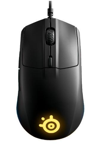 Игровая мышь SteelSeries Rival 3 Black