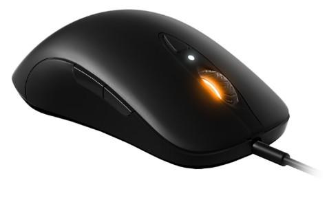 Мышь Steelseries Sensei Ten чёрная (62527)