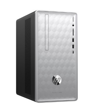 Системный блок HP Pav 595-p0024nl DT PC