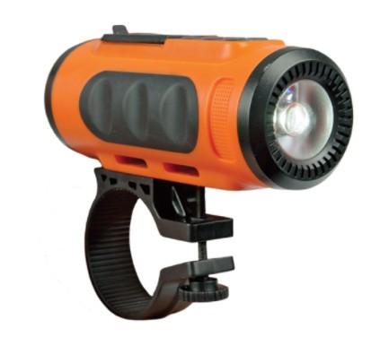 Портативная колонка Ritmix SP-520BC orange black