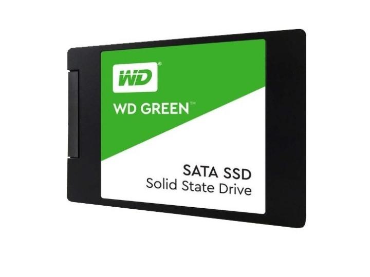 Твердотельный накопитель WD Green SATA3 480Gb WDS480G2G0A
