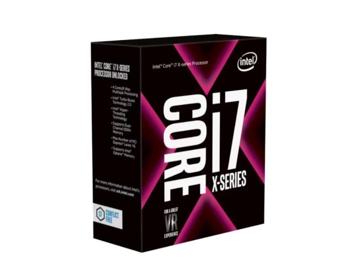 Процессор Intel Core i7-7800X BOX