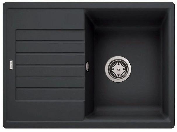 Мойка Blanco Zia 45S Compact PuraDur антрацит