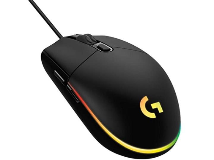 Игровая мышь Logitech G203 LIGHTSYNC Black USB