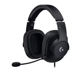 Компьютерная гарнитура Logitech G Pro (981-000812)