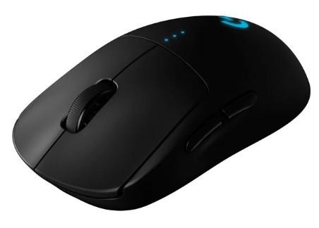 Игровая беспроводная мышь Logitech G PRO Wireless (910-005272)