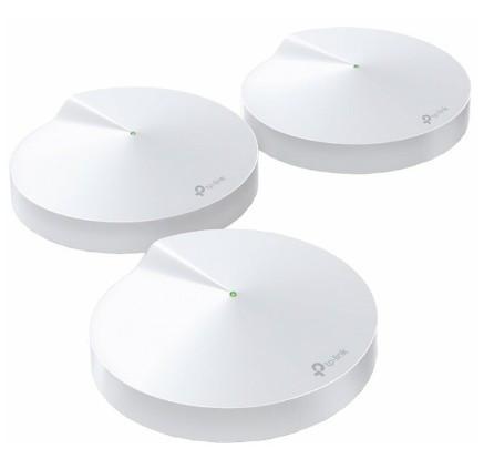 Домашняя Mesh Wi-Fi система TP-LINK Deco M9 Plus(3-pack), AC2200