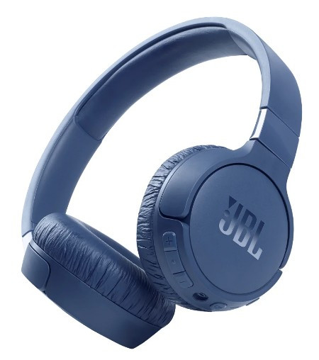 Беспроводные наушники с микрофоном JBL T660NC Blue