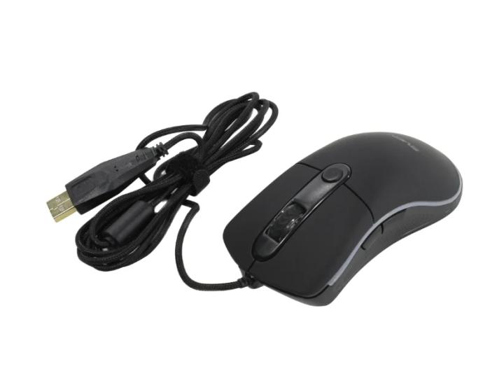 Игровая мышь SVEN RX-G940 USB 600-6000 dpi black